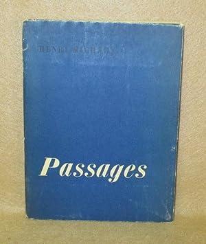 Passages: Michaux, Henri
