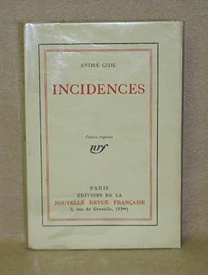 Incidences: Gide, André