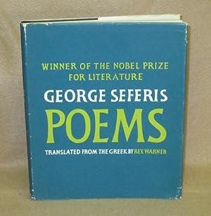 Poems: Seferis, George