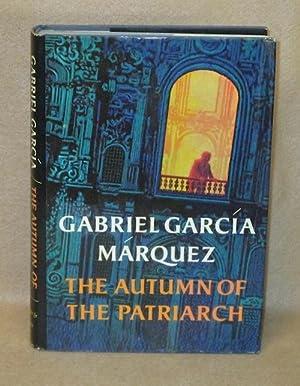 The Autumn of The Patriarch: Márquez, Gabriel García