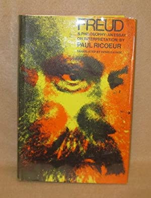 Freud & Philosophy: An Essay on Interpretation: Ricoeur, Paul