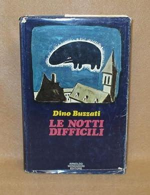 Le Notti Difficili: Buzzati, Dino