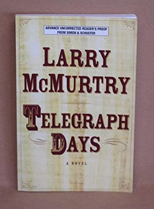 Telegraph Days: McMurtry, Larry