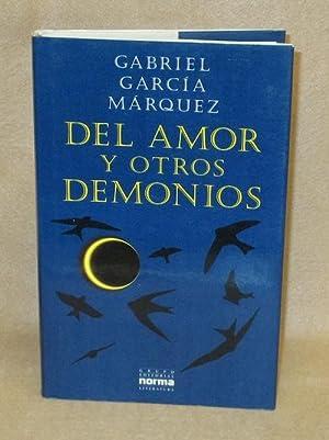 Del Amor Y Otros Demonios: Márquez, Gabriel García