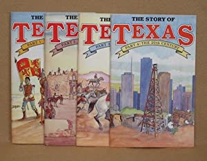 The Story Of Texas: Weems, John Edward