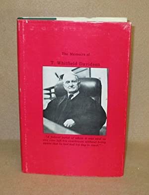 The Memoirs of Judge T. Whitfield Davidson
