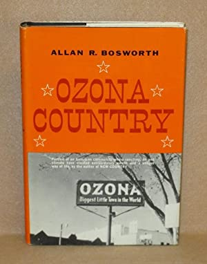 Ozona Country: Bosworth, Allan R.