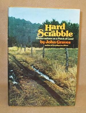 Hard Scrabble: Graves, John