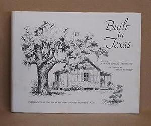 Built in Texas: Abernethy, Francis Edward