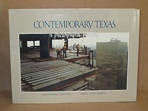 Contemporary Texas: A Photographic Style: Harrigan, Stephen