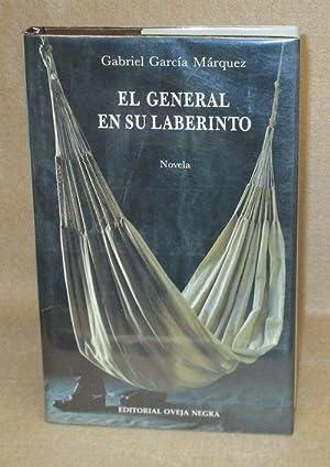 El General En Su Laberinto: Márquez, Gabriel García