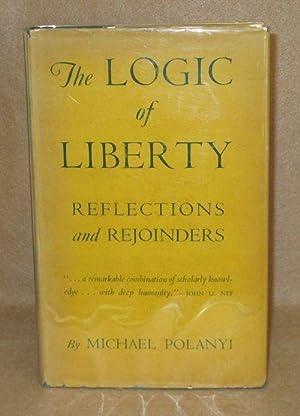 The Logic of Liberty: Polanyi, Michael