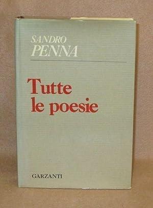 Tutte le Poesie: Penna, Sandro