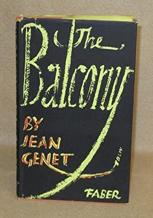 The Balcony: Genet, Jean