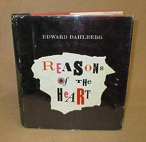 Reasons of the Heart: Dahlberg, Edward