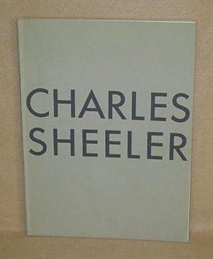 Charles Sheeler: Paintings Drawings Photographs