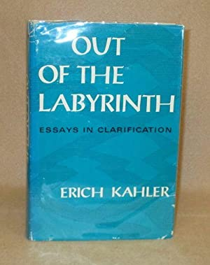 Out Of The Labyrinth: Kahler, Erich