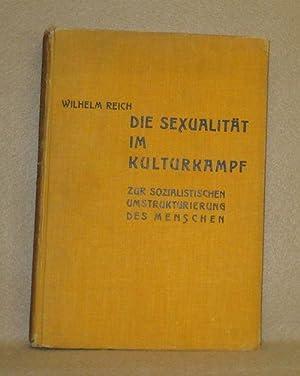 Die Sexualität Im Kulturkampf: Reich, Wilhelm