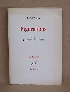 Figurations: Deguy, Michel