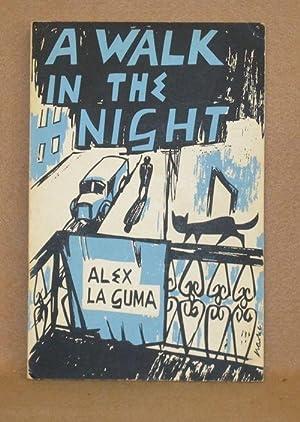 A Walk In The Night: La Guma, Alex