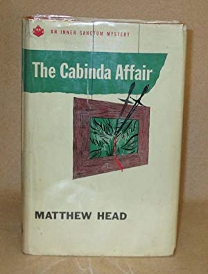 The Cabinda Affair: Head, Matthew