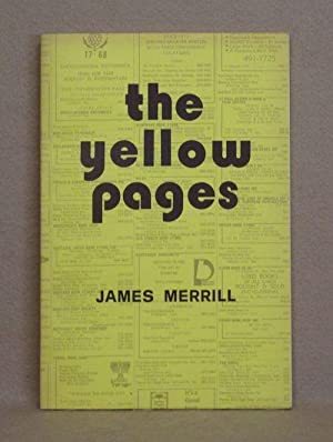 The Yellow Pages: Merrill, James