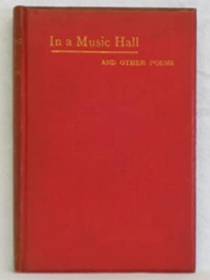 In A Music Hall And Other Poems: Davidson, John