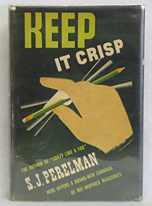 Keep it Crisp: Perelman, S.J.