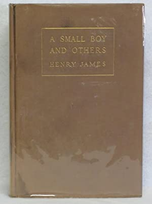 A Small Boy and Others: James, Henry
