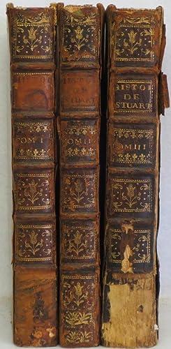 Histoire De La Maison De Stuart, Sur Le Trone Dangleterre: Hume