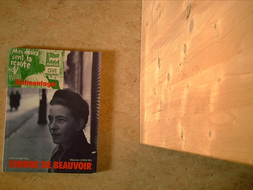 Simone de Beauvoir - Kristine von Soden