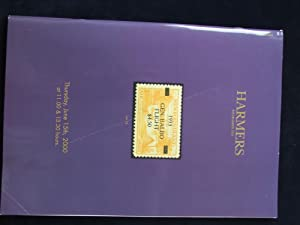 London, 15th June 2000, Auction # 4684: Postage Stamps of the World, Important Airmails, incl. th...
