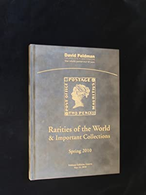 Rarities of the World & Important Collections, Spring 2010 (Feldman Galleries, Geneva, May 21, 2010)