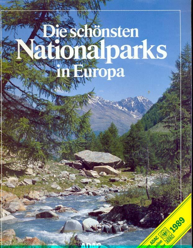 sch nsten nationalparks europa von adac zvab. Black Bedroom Furniture Sets. Home Design Ideas