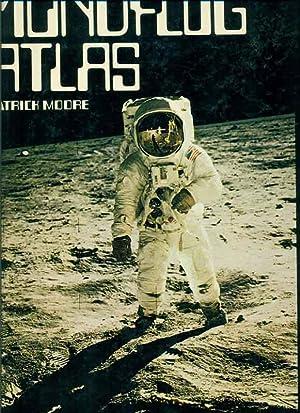 Mondflug Atlas: Moore, Patrick:
