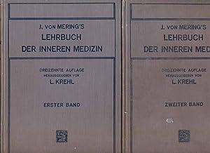 J. von Mering s Lehrbuch der inneren: Krehl, L. (Hrsg.):