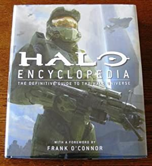 Halo Encyclopedia The Definitive Guide to the: Dowsett, Elizabeth (Project