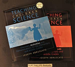 Teaching Children Science: Discovery Methods for the Elementary and Middle Grades (PLUS: