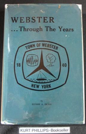 Webster .Through the Years (Signed Copy)