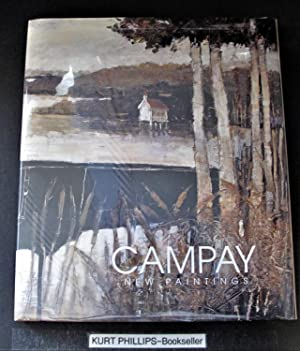 Campay: New Paintings (Signed Copy)