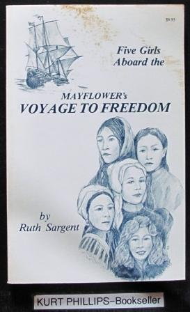 Five Girls Aboard the Mayflower's Voyage to Freedom