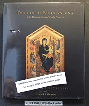Duccio Di Buoninsegna : The Documents (Issues in the History of Art)