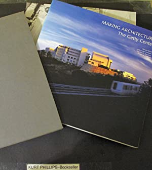 Making Architecture: The Getty Center AND-