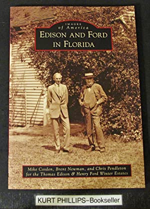Edison and Ford in Florida (Images of America)