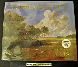 Lowcountry: Paintings of Ray Ellis (Signed on a Bookplate)