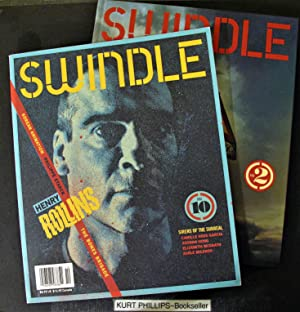 Swindle 2 (Plus- Swindle No 10 softcover)