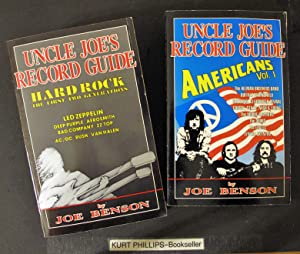 Uncle Joe's Record Guide: Americans (PLUS: Uncle Joe's Record Guide- Hard Rock: The First Two Gen...