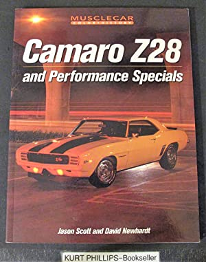 Camaro Z-28 and Performance Specials (Muscle Car Color History)