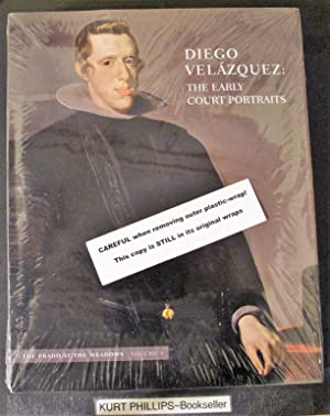 Diego Velazquez: The Early Court Portraits: The Praedo At The Meadows: Volume 3 by Southern Metho...