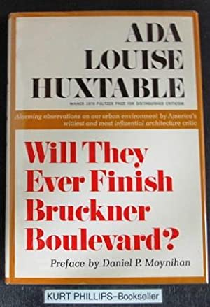 Will They Ever Finish Bruckner Boulevard?